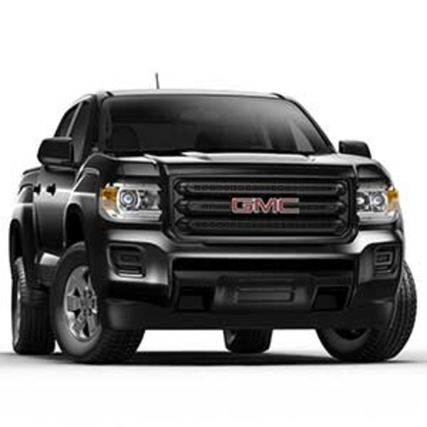 2018 Canyon Grille, Onyx Black