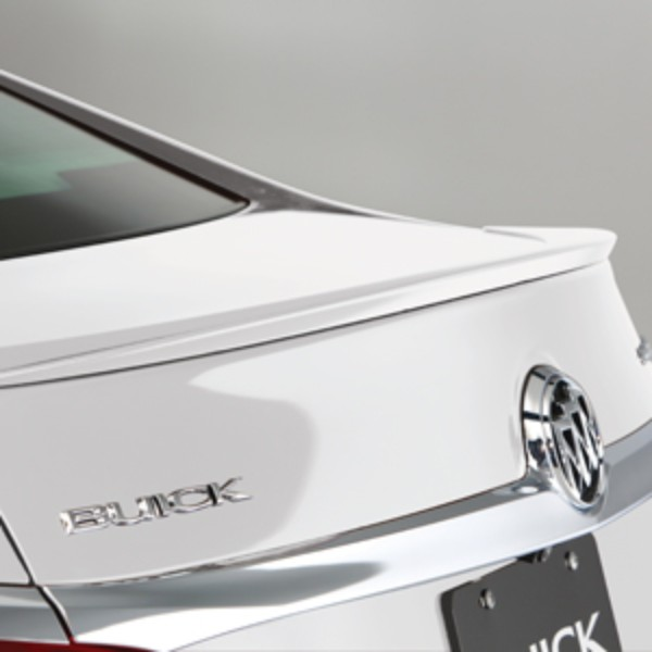 2015 LaCrosse Spoiler Kit, Summit White (GAZ)