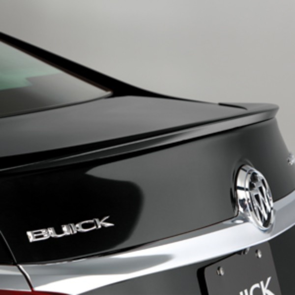 2015 LaCrosse Spoiler Kit, Carbon Black (GAR)