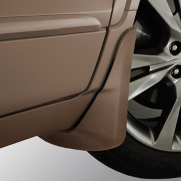 2016 Buick Encore Molded Splash Guards, Front, Cocoa Ash