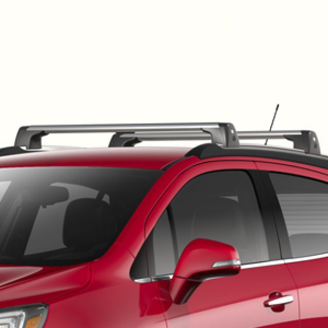 Roof Rail Amp Flomaster U Roof Rail For Car Set Of 2 Silver